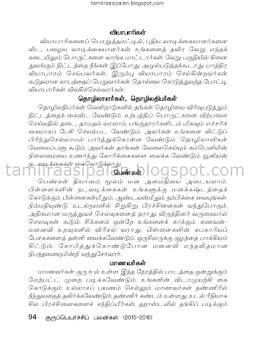 Guru Peyarchi Palan in Tamil