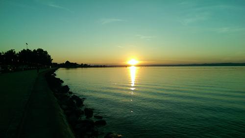 Siofok Sunset