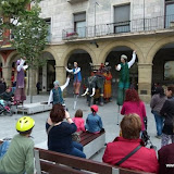 Estàtues Premi de Teatre Manlleu 2013 - C. Navarro GFM