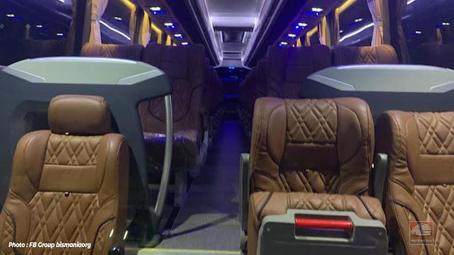 Interior Bus Enterprise