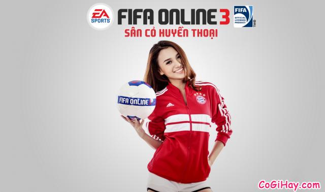 Tải game FIFA Online 3 mới nhất – Tải game đá bóng 3/2015