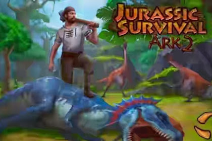 Jurassic Survival Island: ARK 2 Evolve v1.2 Full Apk For Android