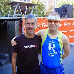I Maraton y Media Maratón Adidas (Logroño) - 14/09/2014
