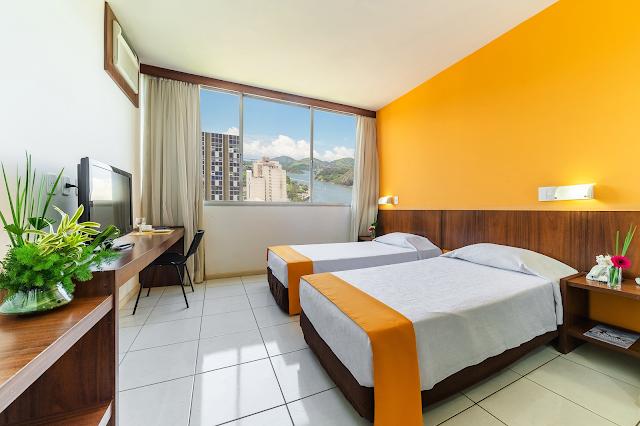 Samba Hotéis chega à Vitória