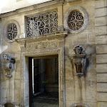 Hôtel de la Porte : entrée