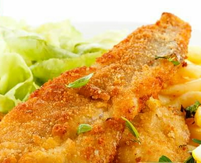 Crispy Pan Fried Fish