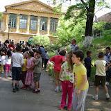 Actiune in colaborare cu Clubul Copiilor pentru pastrarea naturii curate - proiect educational - mai - DSC01728.JPG