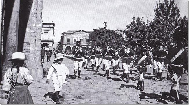 Cochabamba de antaño
