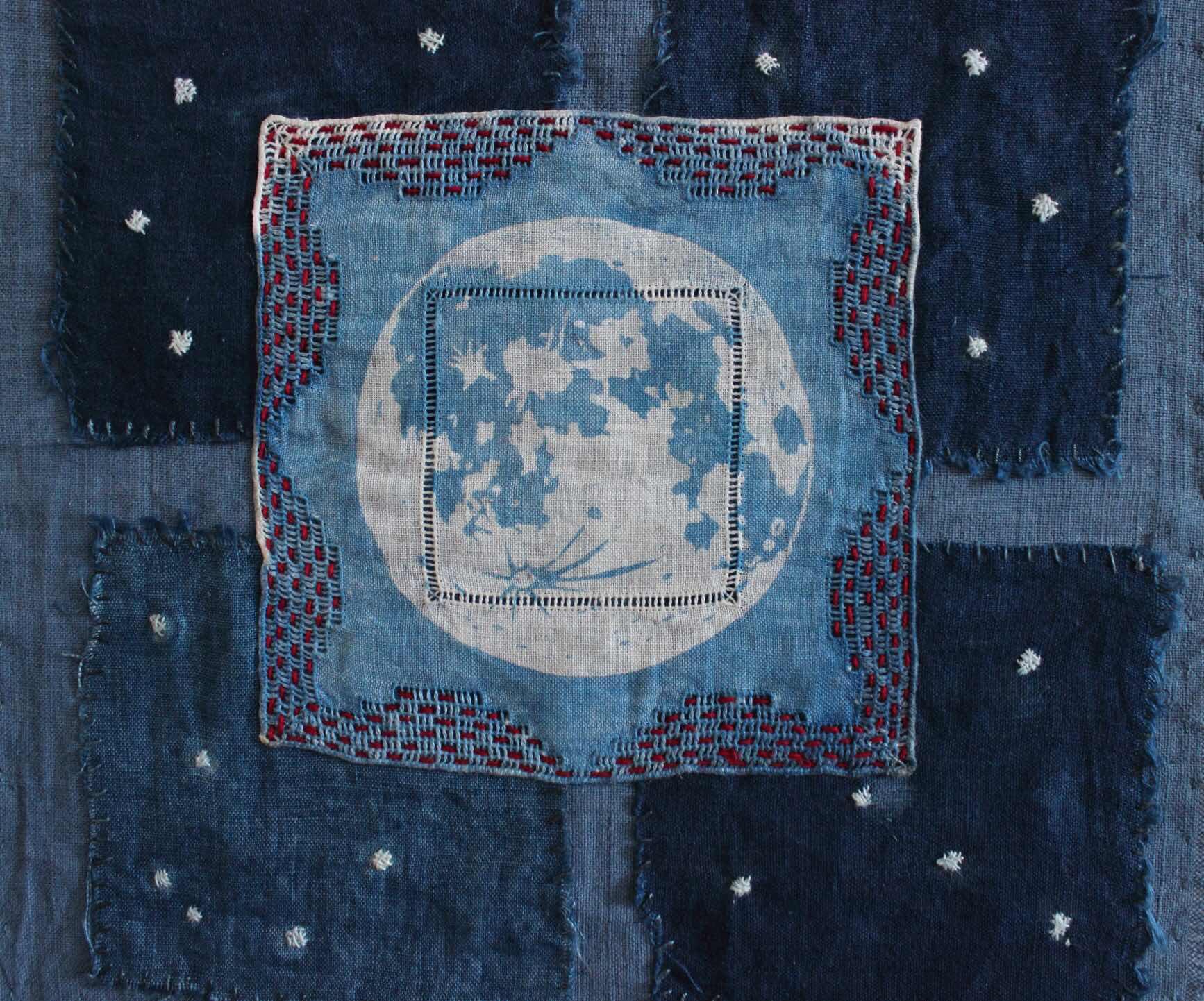 Luna.Textile work