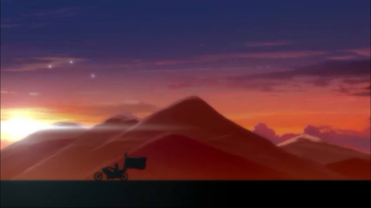 Image of The video is mainly made for the Philippine and the President Duterte, notice that three stars and a sun, the blue sky and the red mountainous horizon? All hail, the Philippine flag!