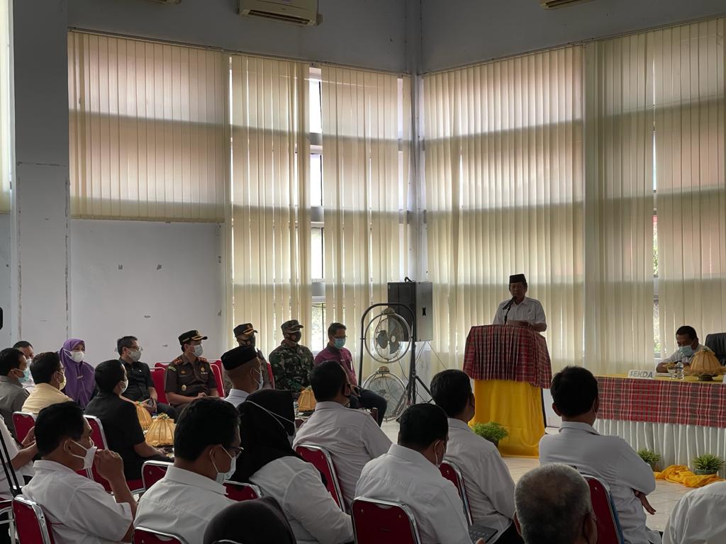 Legislator PPP Sulsel Andi Etti Hadiri Musrenbang RKPD Soppeng, Komitmen Kawal Pembangunan