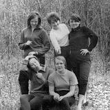 04.1968г. Гонки патрулей. Старые женщины.