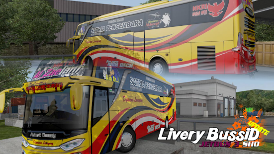 Livery Bussid Jetbus 3 Shd Update On Windows Pc Download