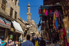 Getting lost in the Islamic Cairo