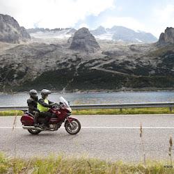 Motorradtour Dolomiten Cortina Passo Giau Falzarego Fedaia Marmolada 08.09.16-5042.jpg