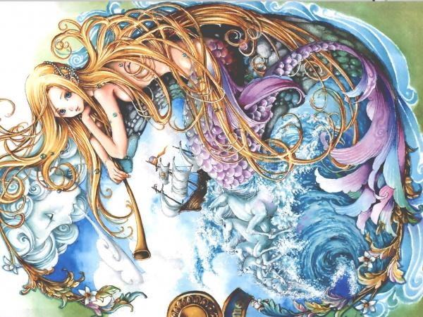 Earth Pixy Of Goodness, Fairies 2