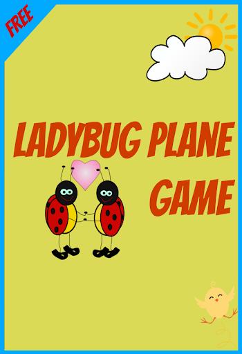 Ladybug Plane Game