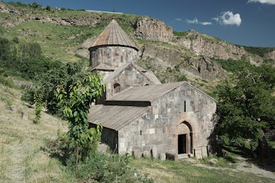 Das Kloster Gndevank