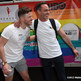 OIC - ENTSIMAGES.COM - Daniel Brocklebank at the Pride in London Parade  27th June 2015 Photo Mobis Photos/OIC 0203 174 1069