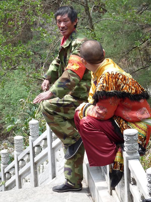 Chine .Yunnan. Dali ,petite randonnée au temple de Zhong he 3 - P1170582.JPG