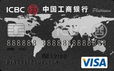 6 Kad Kredit Terbaik ICBC Bank