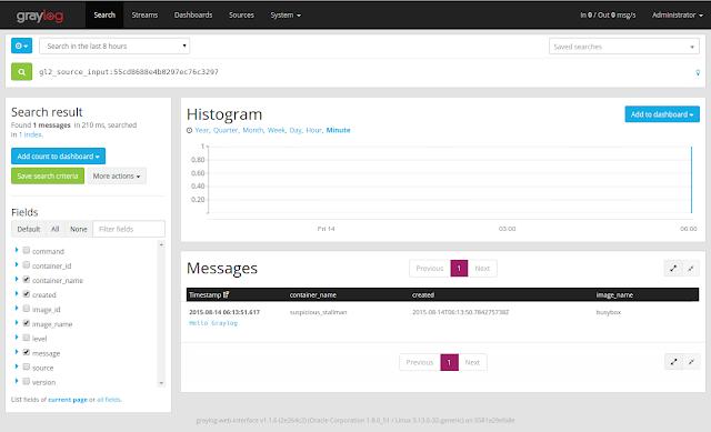 มาเล่น Graylog กับ Docker Container กัน « Thai Open Source