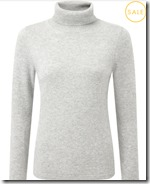 Cashmere roll neck - colour choices