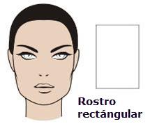 Tipo de rostro rectángular