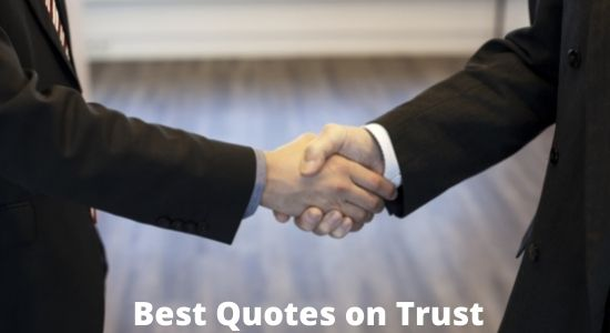 Best Quotes on Trust in Hindi