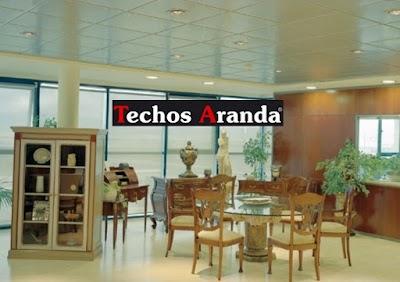 Proyecciones Techos Aluminio Baños Madrid