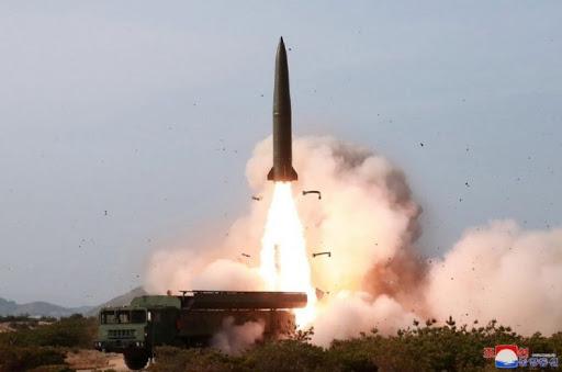 Loại tên lửa phóng thử nghiệm gần đây của Bắc Hàn rất giống Phi đạn Iskander-E của Nga