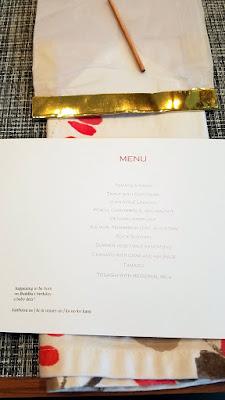 Nodoguro Sousaku Dinner, themed Trip to Nara in July 2016