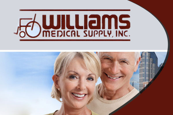 Medical Supply Nashville Williams Medical Supply Logo