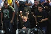 """Высшее руководство ВО """"Свобода"""" засняли во время атаки на нацгвардейцев"""