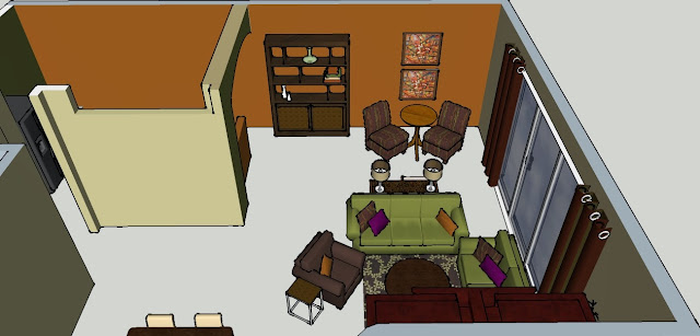Lucht Great Room Scene 3