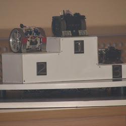 IV Otwarte Zawody Robotów Minisumo