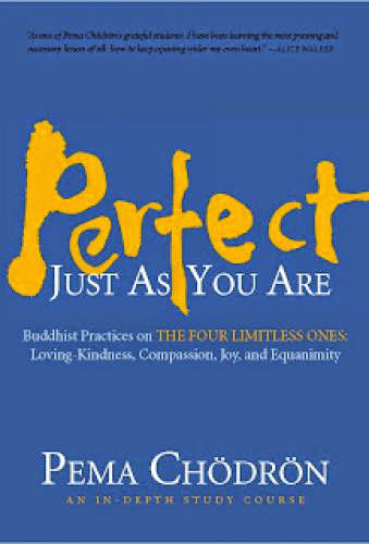 Perfect Just As You Are Pema Chodron