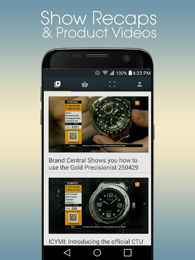 MyVApp: Luxury Watch Shopping with V Channel 1.21.2 screenshots 2