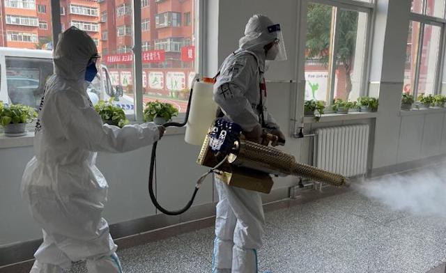 China confina una ciudad de cuatro millones de habitantes tras 29 casos de covid