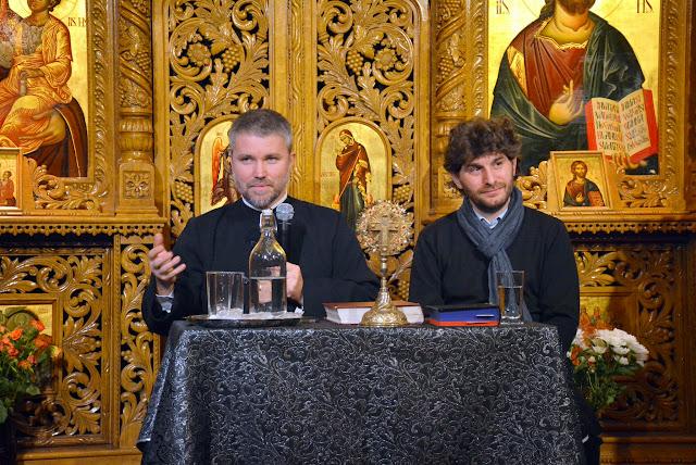 Pr. Silviu Tudose Perioada Triodului - urcus spre Inviere - (24)