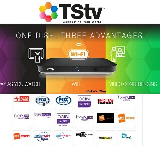 TSTV sporting/football channels