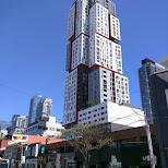 the new Picaso building in Toronto in Toronto, Ontario, Canada