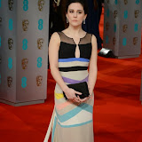 OIC - ENTSIMAGES.COM - Phoebe Fox at the EE British Academy Film Awards (BAFTAS) in London 8th February 2015 Photo Mobis Photos/OIC 0203 174 1069