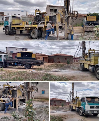 Prefeitura de São João do Cariri instalará sistema de água potável para população da zona urbana