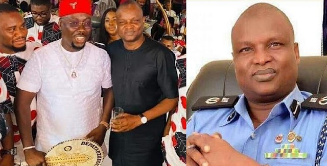 Igbos Blast Deputy Commissioner of Police, Abba Kyari For Showing Up At Obi Cubana's Mother's Burial