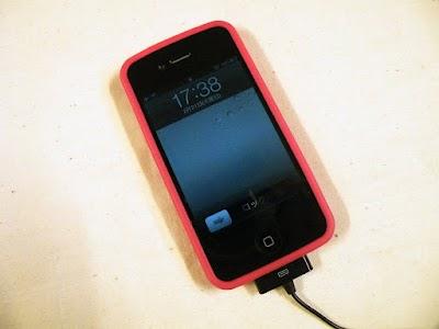 iPhone4S充電されない