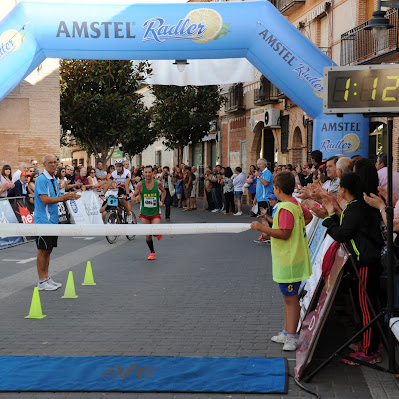 Medio Maratón de Torralba 2015 - Llegada
