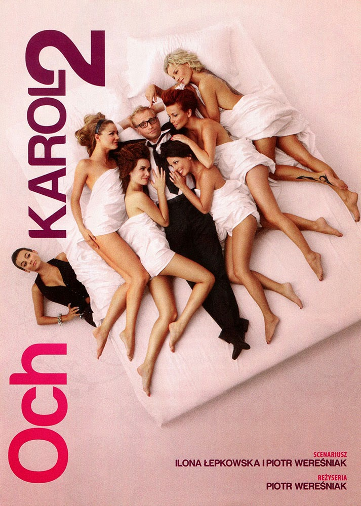 Ulotka filmu 'Och, Karol 2 (przód)'