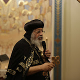 His Holiness Pope Tawadros II visit to St. Mark LA - _09A9122.JPG