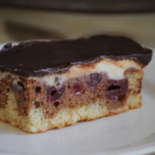 Easy Donauwellen Cake